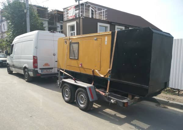 аренда генератора с доставкой